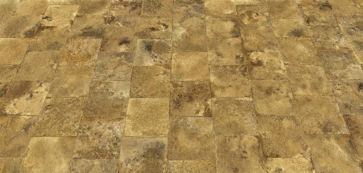 Miniature Flooring Stone
